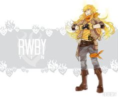 RWBY: Yin by ~reveriesky on deviantART