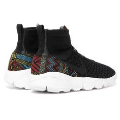new product 35ed9 38c9f Nike Air Footscape Magista Flyknit BHM Shoe Game, High Boots, Nike Air, Nike