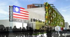 U.S. PAVILION EXPO 2015 BY BIBER ARCHITECTS