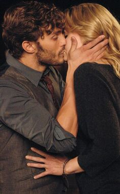 Feel The Passion from Jamie Dornan's Sexiest Pics  On the ABC show, Jamie showed off his romantic side with costar Jennifer Morrison. NEXT GALLERY: Every FIfty Shades of Grey casting rumor