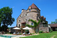 Image result for small fortified manor
