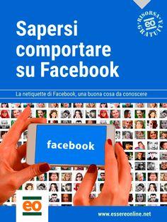 RISORSA GRATUITA - NETIQUETTE DI FACEBOOK Se hai una tua attività e vuoi farti conoscere anche attraverso un Social Network come Facebook, devi prima sapere come comportarti!