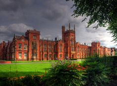 Queens University, Belfast Northern Ireland ! been there once and want to go back
