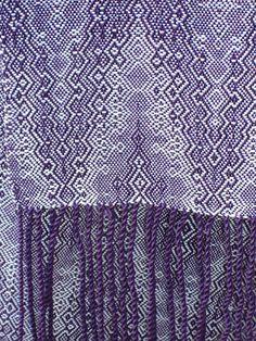 Ravelry: SunriseLodgeFiber's Purple Bookmark Scarves