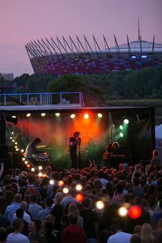 Cud nad Wisłą i Dawid Podsiadło Warsaw, Cud, Things I Want, Idol, Concert, David, Dreams, People, Concerts