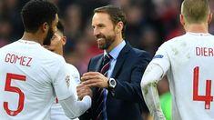 England National Team, Czech Republic, Netherlands, Gareth Southgate, Germany, Dublin, Euro, Face, Goal