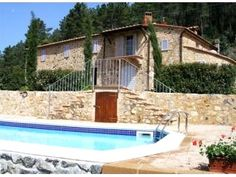 Tuscany Villa Le Capanne With Pool On Tripadvisor Toscana Italy Villas In