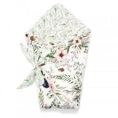 Rożek Niemowlęcy Baby Horn Wild Blossom & Forest Blossom La Millou
