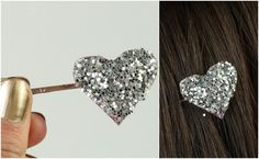 "Glitter and Hearts... don't expect it to be utilized but it made me think of you and your ""theme"". :)"