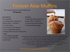 Forever Aloe Muffinshttp://team4dreams.flp.com/ https://shop.foreverliving.com/retail/entry/Shop.do?store=BEL&language=nl&distribID=310002029267