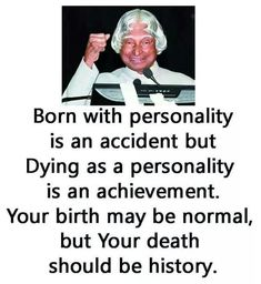 Abdul Kalam Quotations at QuoteTab Apj Quotes, Motivational Picture Quotes, Inspirational Quotes About Success, Morning Inspirational Quotes, Inspirational Quotes Pictures, Good Morning Quotes, Words Quotes, Meaningful Quotes, Positive Quotes