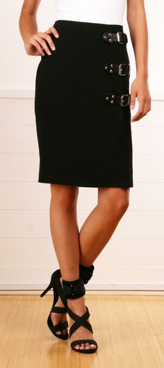 Moschino Black Skirt <3