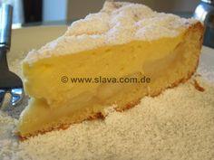 saftiger Apfel-Käse-Puddingkuchen « kochen & backen leicht gemacht mit Schritt für Schritt Bilder von & mit Slava