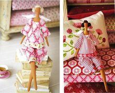 Patrones de continuacion Doll tilde Tildas Atelier. Debate Sobre LiveInternet - Servicio RUSOS Diarios Online