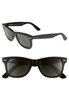 3ff02a723c Ray-Ban  Classic Wayfarer  50mm Polarized Sunglasses available at   Nordstrom Sunglasses 2016