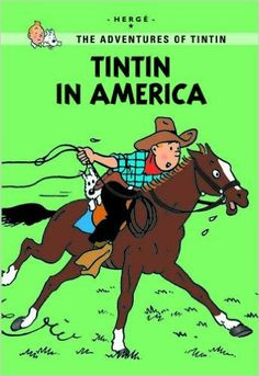 The world's most famous travelling reporter heads for America. Gangsters, Cowboys, Indians and the Big Apple await Tintin when he travels across the Atlantic to America. He soon finds himself in terri