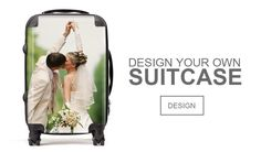 Personalised Luggage for your destination wedding from WeddingsAbroad.com