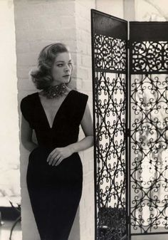 Lauren Bacall: one who never shyed away from the spotlight and always spoke her mind. Inspired by #LincolnBlackLabel