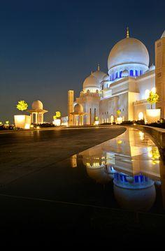 # 1 on my bucket list, a visit to the UAE. Abu Dhabi, UAE.