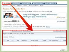 Get A Paypal Account