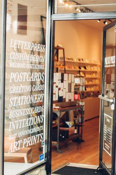 The papar store, custom papers