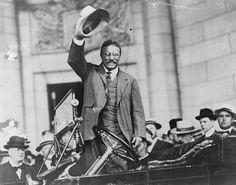 Teddy Roosevelt roused Hampton Roads with 1906 Memorial Day visit: http://bit.ly/1X6DPIc. -- Mark St. John Erickson