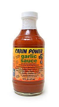 Cajun Power Sauces