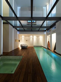 Apartment in Milano, project by Marco Savorelli