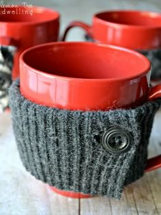 Upcycled Sweater Crafts - Ways to Repurpose a Sweater - Good Housekeeping