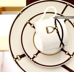 ralph lauren modern equestrian style decor | Ralph Lauren Home #Modern_Equestrian Collection 5 - Tableware