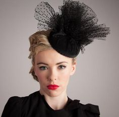 Aesa By MARIE-CLAIRE MILLINERY #HatAcademy #millinery