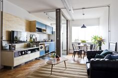 Apartamento Roosevelt / INÁ Arquitetura