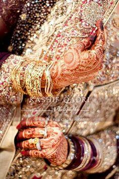 Beautiful!  Pakistani Wedding photography