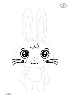 Uzupełnianka Zajączek #naukarysowania #dladzieci #edusiaki #kolorowanki #krokpokroku #uzupelnianki #lamiglowki Hello Kitty, Fictional Characters, Art, Art Background, Kunst, Performing Arts, Fantasy Characters, Art Education Resources, Artworks