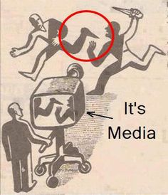 """All media exist to invest our lives with artificial perceptions and arbitrary values.""  - Marshall McLuhan"