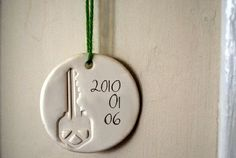 A Pinterest Christmas: DIY Ornaments « The Gilbertson Family  Driver's License/First car