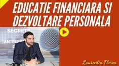 199/365 Educatie financiara si dezvoltare personala cu Laurentiu Florea ... Personal Trainer, Youtube, Books, Libros, Book, Book Illustrations, Libri