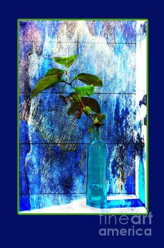 True Blue Artist: Randi Grace Nilsberg