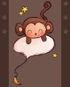 Monkey - elicoronel16.deviantart.com