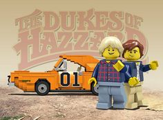 Lego Dukes of Hazzard