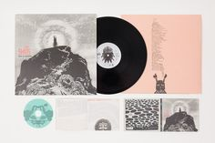 Design and illustration for The Shins by Jacob Escobedo