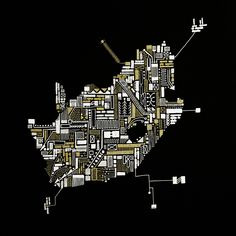South Africa Devotional – Shaun Allan Kirk - White, silver and gold on black paper. White Art, Black And White, Around The Corner, Black Paper, Our Love, Insta Art, South Africa, City Photo, Meditation