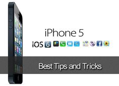 iPhone 5 has released recently and 5 million mobiles are sold in just 3 days. There are some simple yet awesome iPhone 5 tips you must know to use it up tp peaks