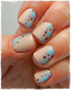 A Girl and Her Polish: The Digit-al Dozen Does: Dotting Week - My Dots