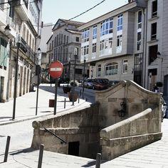 Fonte en Ribadavia (Ourense)