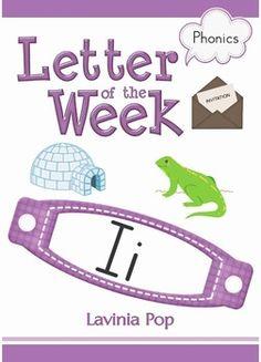 Phonics Letter of the Week I