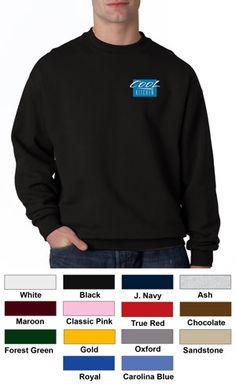 Corporate Crewneck Jerzees Sweatshirts $18.45