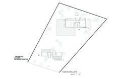 Casa Huiini,Planta de Conjunto
