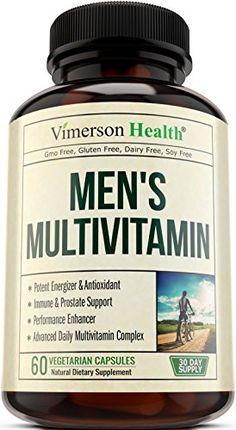 Men's Multivitamin with Zinc + Selenium + Vitamins A - http://freebiefresh.com/mens-multivitamin-with-zinc-selenium-review/