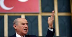 Bahçeli'den Almanya'ya sert tepki: Türkiye düşmanlığı sayarız !